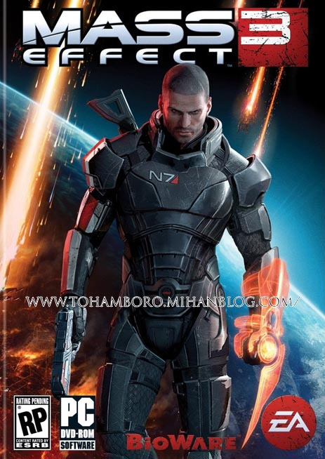 ترینر بازی Mass-Effect-3 :: کد تقلب بازی Mass-Effect-3