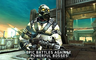 SHADOWGUN 2.1.0 for android apk
