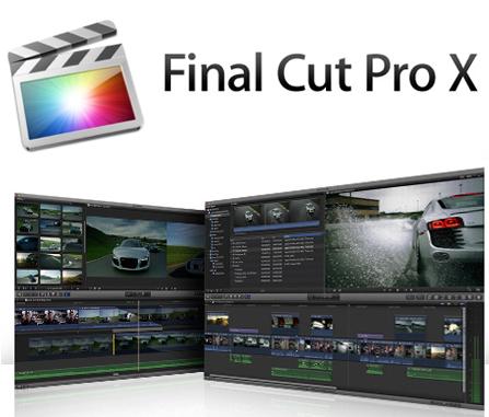 با لینک غیر مستقیم Final Cut Pro X 10.0.4 & Motion 5.0.3 (Mac/OSX)  دانلود